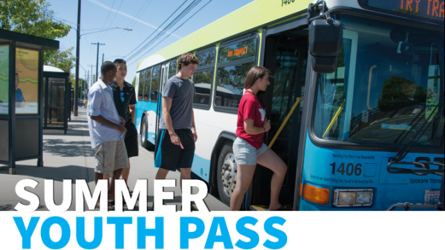 Summer Youth Pass